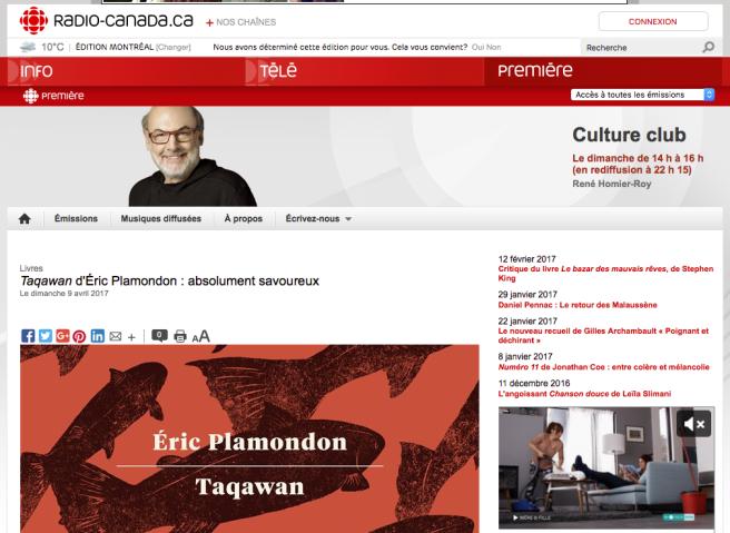 CultureClub_RadioCanada_Taqawan