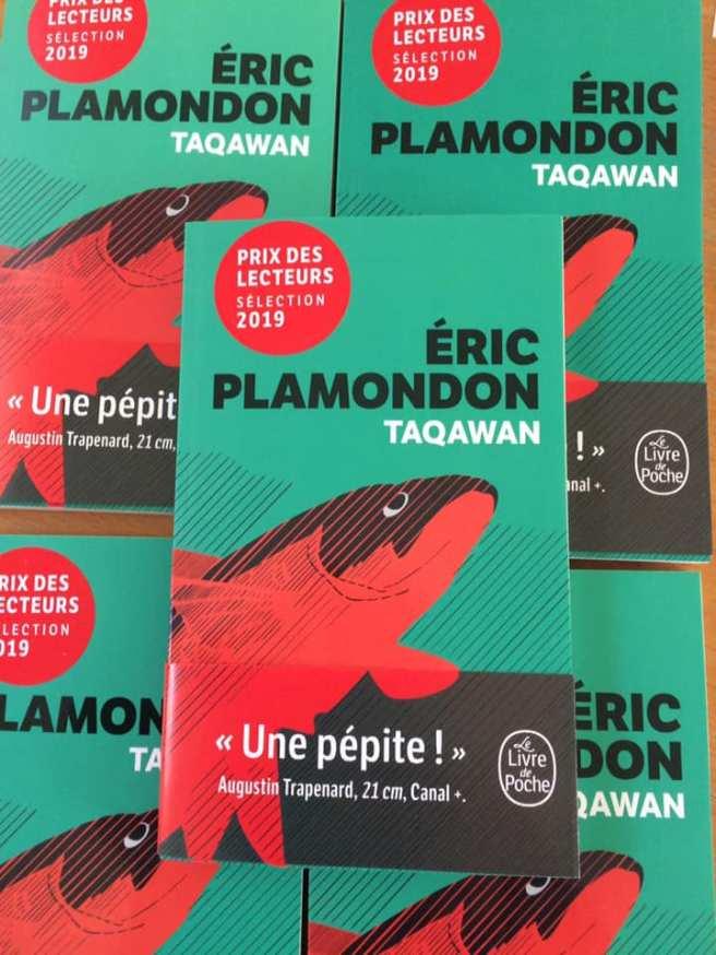 Taqawan Au Livre De Poche Eric Plamondon
